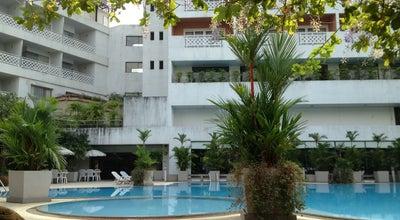 Photo of Pool Swimming Pool @ Rose Garden Riverside at Thailand