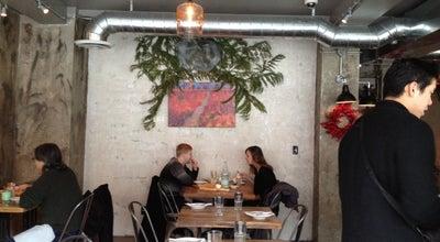 Photo of Italian Restaurant Destingo at 741 Queen St W, Toronto, ON M6J 1G1, Canada