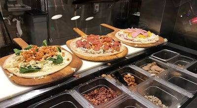 Photo of Pizza Place Pieology Pizzeria at 3720 Pacific Coast Hwy, Torrance, CA 90505, United States