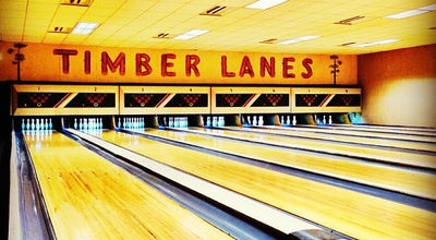 Photo of Bowling Alley Timber Lanes at 1851 W Irving Park Rd, Chicago, IL 60613, United States