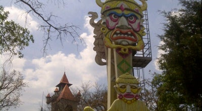 Photo of Theme Park El Curandero at Six Flags, Coyoacan, Mexico