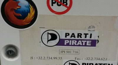 Photo of Office European Pirates at Rue Gerard 47 A, Brussel, Belgium