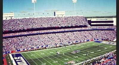 Photo of Football Stadium New Era Field at 1 Bills Dr, Orchard Park, NY 14127, United States