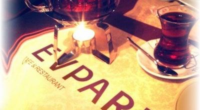 Photo of Breakfast Spot Evpark Cafe&Restaurant at Turkey