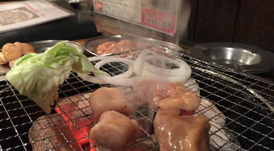 Photo of BBQ Joint 元祖 ほるもん道場 駅前店 at 駅前2-6-14, 郡山市 963-8002, Japan