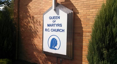 Photo of Church Queen of Martyrs Parish at 180 George Urban Blvd, Cheektowaga, NY 14225, United States