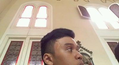 Photo of Church Gereja St. Ignatius Kota Magelang at Utara Alun-alun Kota Magelang, Magelang 56412, Indonesia