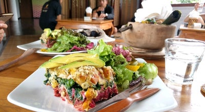 Photo of Vegetarian / Vegan Restaurant Seeds of Life at Jalan Gootama No. 2, Gianyar, Indonesia