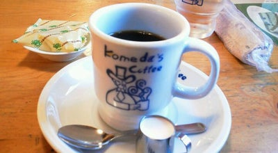 Photo of Cafe コメダ珈琲店 岡崎大樹寺店 at 大樹寺2-7-1, 岡崎市 444-2134, Japan