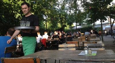 Photo of Beer Garden Bunkerei Augarten at Obere Augartenstr. 1a, Wien 1020, Austria