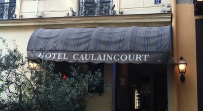 Photo of Hostel Hôtel Caulaincourt Square at 2 Square Caulaincourt, Paris 75018, France