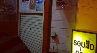Photo of Rock Club SOUND CRUE at 中央区大通東2丁目15-1-2, 札幌市中央区, Japan
