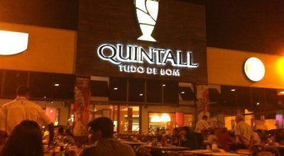 Photo of Brazilian Restaurant Quintall at Av. Gov. João Ponce De Arruda, 1058, Várzea Grande 78125-300, Brazil