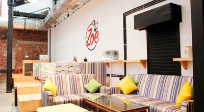 Photo of Cafe Café Zoe at Todi/mathuradas Mills Compound, Mumbai 400013, India