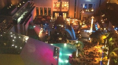 Photo of Pool Intercontinental Hotel-Pool Bar at Egypt