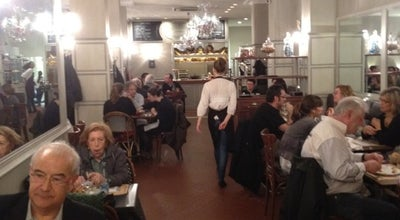 Photo of French Restaurant Cafè Emma at C. De Pau Claris, 142, Barcelona 08009, Spain