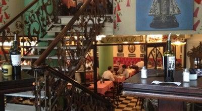 Photo of Latin American Restaurant Liguria at Luis Thayer Ojeda 019, Providencia, Chile