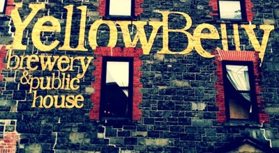 Photo of Gastropub Yellowbelly Brewery and Public House at 288 Water St, St. John's, NL A1C 5J9, Canada