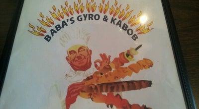 Photo of Greek Restaurant Baba's Gyro & Kabob at 2310 Ronald Reagan Blvd, Cumming, GA 30041, United States