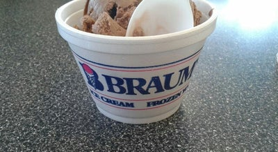 Photo of Ice Cream Shop Braum's Ice Cream & Dairy Stores at 2825 E 101st St, Tulsa, OK 74137, United States