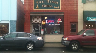 Photo of American Restaurant Old Town Grill at 444 Main St, Placerville, CA 95667, United States
