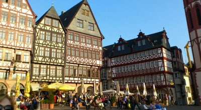Photo of German Restaurant Zum Standesamtchen at Roemerberg 16, Frankfurt 60311, Germany