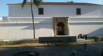 Photo of History Museum Museu da Cidade do Recife - Forte das Cinco Pontas at Praça Das Cinco Pontas, Recife 50020-500, Brazil