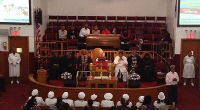 Photo of Church Greater Centennial AME Zion Church at 104 W 4th Ave, Mount Vernon, NY 10550, United States