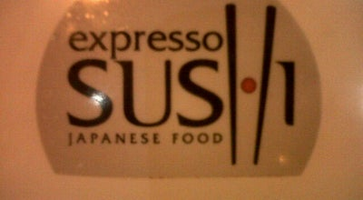 Photo of Japanese Restaurant Expresso Sushi at 106 Sul, Av Jk, Palmas, TO, Brazil
