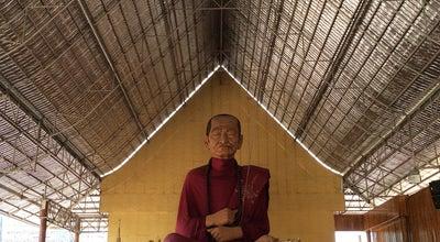 Photo of Temple สถานที่ตั้งลานบุญมูลนิธิพุทธคยา at Thailand