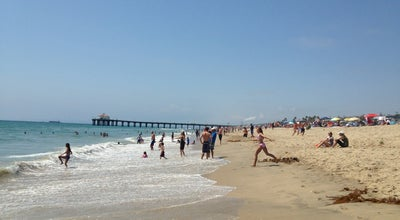Photo of Beach Manhattan Beach (On The Beach) at Manhattan Beach, CA, United States