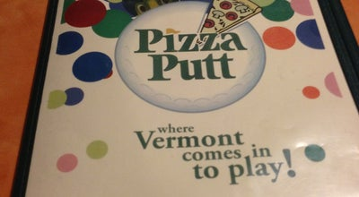 Photo of Pizza Place Pizza Putt at 1205 Airport Pkwy, South Burlington, VT 05403, United States