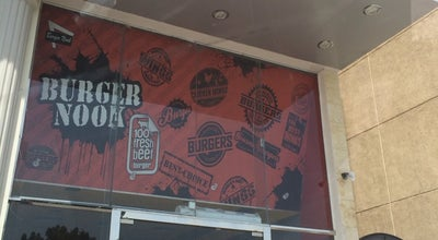 Photo of Burger Joint Burger Nook | زاوية البرجر at Ar Rakah Janubiya, Saudi Arabia