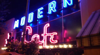 Photo of American Restaurant Modern Cafe at 221 Commercial St, Nanaimo V9R 5G8, Canada