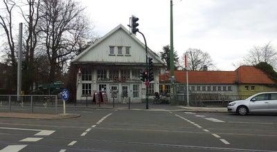 Photo of Restaurant Bahnhof Süd at Rellinghauser Straße 175, Essen 45128, Germany