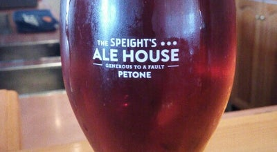 Photo of Gastropub Speight's Ale House Petone at 81 Jackson St, Petone, New Zealand