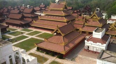 Photo of Historic Site Mandalay Grand Royal Palace at Mandalay Grand Royal Palace, Mandalay, Myanmar