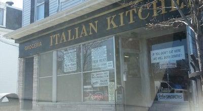 Photo of Italian Restaurant Italian Kitchen at 1071 Main St, Brockton, MA 02301, United States