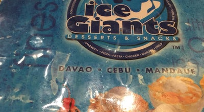Photo of Ice Cream Shop Ice Giants at Damosa Gateway, Lanang, Davao City, Philippines