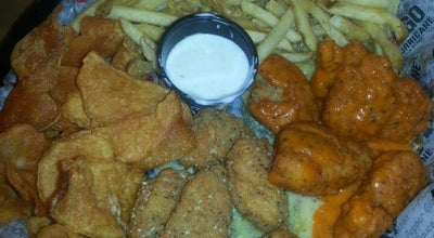 Photo of Wings Joint Hurricane Grill & Wings at 2027 Crossroads Blvd, Waterloo, IA 50702, United States
