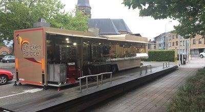 Photo of Fried Chicken Joint Chicken Palace at Kerkplein, Zulte, Belgium