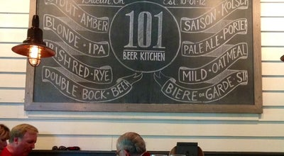 Photo of Gastropub 101 Beer Kitchen at 7509 Sawmill Rd, Dublin, OH 43016, United States