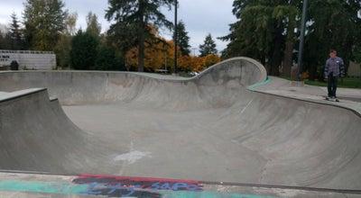 Photo of Skate Park Crossroads Skatepark at 15928 Ne 8th St, Bellevue, WA 98008, United States