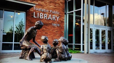 Photo of Library Tualatin Public Library at 18878 Sw Martinazzi Ave, Tualatin, OR 97062, United States