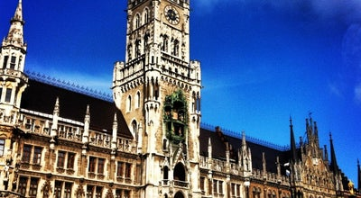 Photo of Plaza Marienplatz at Marienplatz, München 80331, Germany