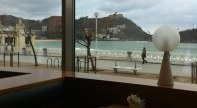 Photo of Spanish Restaurant Narru at Calle Zubieta, 56 - Paseo De La Concha S/n, San Sebastian, Spain