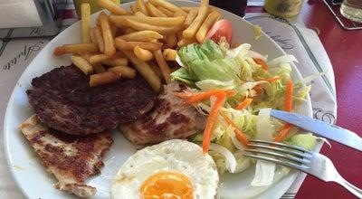 Photo of Burger Joint Max Burger at Calle Obispo González Abarca, Eivissa 07800, Spain