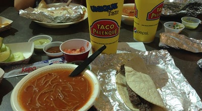 Photo of Mexican Restaurant Taco Palenque at 1270 N Interstate 35, New Braunfels, TX 78130, United States