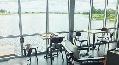 Photo of New American Restaurant Canvas Restaurant & Market at 13615 Sachs Ave, Orlando, FL 32827, United States