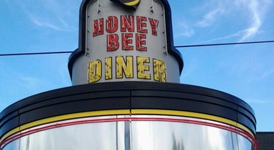 Photo of Diner Honey Bee Diner at 7346 Ritchie Hwy, Glen Burnie, MD 21061, United States